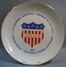NCEE 52nd Meeting Aug 1974 Souvineer Plate