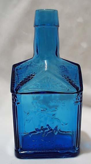 Wheaton  Bottle Paul Revere 1775 1970's Era