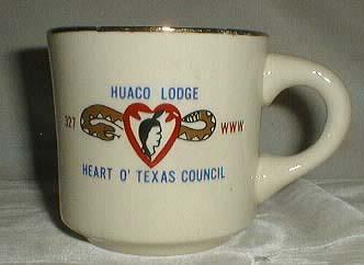 Boy Scout of America Coffee Mug