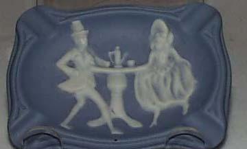 Jasperware Japan Ash tray