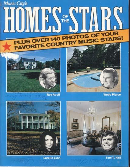 Nashville Home of Stars Magazine