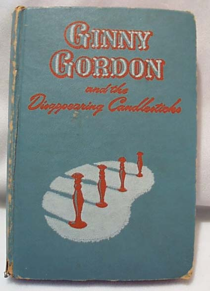 Ginny Gordon & the Disappearing Candlesticks