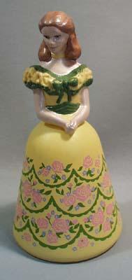American Belle Look Alike Figurine by Avon