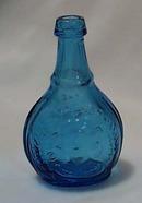 Wheaton Jenny Lind commemorative mini bottle.