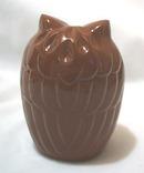HUGE Owl Ceramic Salt Shaker