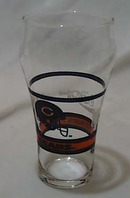 Glass Drinking glass A coca-cola NFL Bears