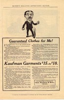 American Cigar Co Ad