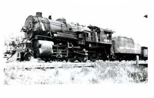 NYC #964 RR Train Photograph