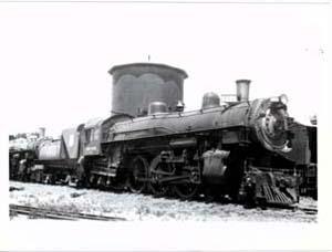 #350,  Laurel, MT By F.G. Gschwind 1967 Burlington Route #558