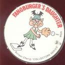 Baseball Burger Chef Card Moore