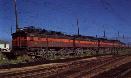 Train PC Chicago, Milwaukee,St. Paul ,Pacific