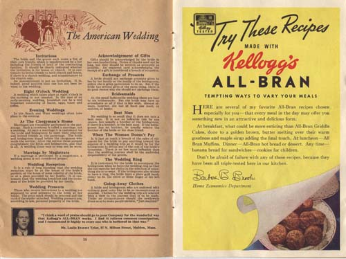 The Housewife's Almanac,  book for homemakers