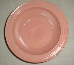 Hazel Atlas Moderntone Vegtable Bowl