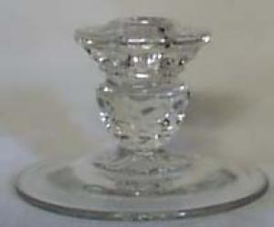 Fostoria American Candlestick in Crystal