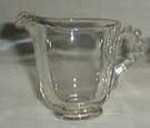 Imperial Candlewick Creamer in Crystal