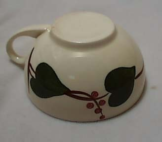 Blue Ridge Stanhome Ivy cup