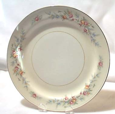 Homer Laughlin Cashmere salad plate