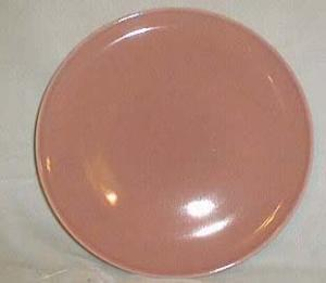 Harmony House Symphony in Pink Bread & Butter Plate