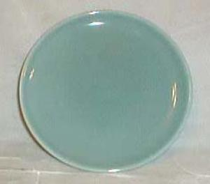 Harmony House Symphony in Turquoise Bread & Butter Plate