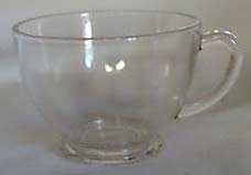 Anchor hocking Snack Plate Cup