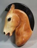 Stylized Plaster horse head