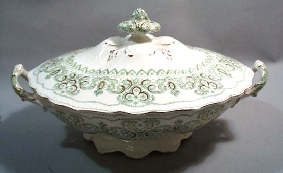 Johnson Brothers Worcester pattern