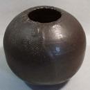 Handmade stoneware vase