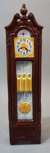 Vino Rosso Grandfather Clock Bottle