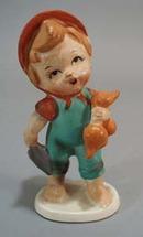 Hummel type Japan figurine