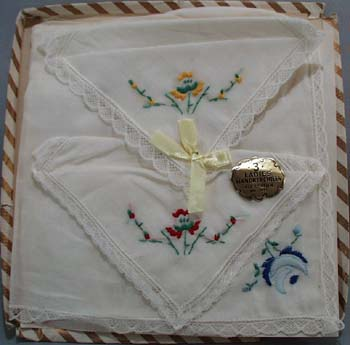 Philippines 3 handkerchief set