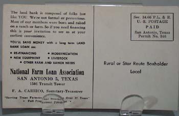 1970's PC San Antonio TX Ad