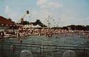 Indiana Beach Monticello In. Postcard