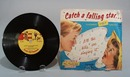 Peter Pan Record 78 Catch a Falling Star P-12
