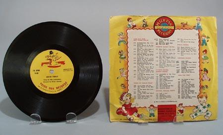 Peter Pan Chistmas record X8 ,