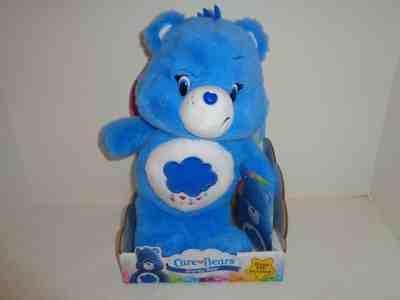 New! Care Bears Plush GRUMPY BEAR~13