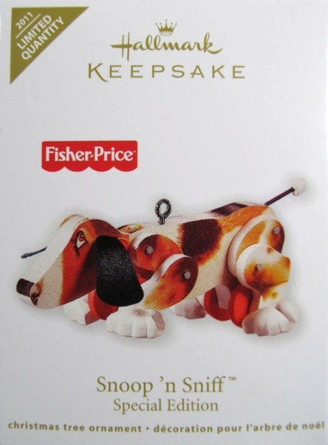 Hallmark 2011 Fisher-Price