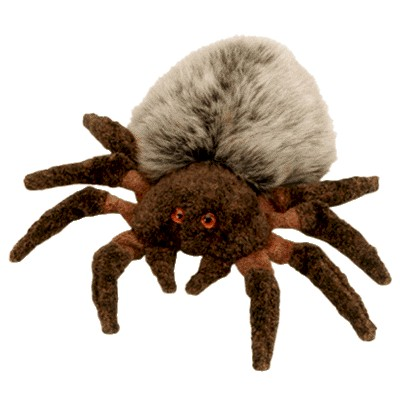 HAIRY the Spider Ty Beanie Baby