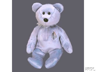 LOS ANGELES  ISSY Ty Four Seasons Beanie Baby