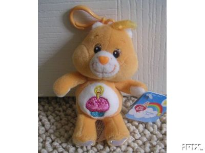 BIRTHDAY BEAR 20th Anniversary Edition CARE BEARS 5