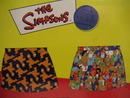 THE SIMPSONS 2 Boxer Shorts Sz L, Sealed Box 100% Cotton