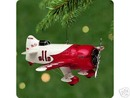 GEE BEE R-1 Super Sportster Plane Sky's the Limit Hallmark Ornament 2001 Airplane