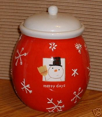 Hallmark 2003 Cookie/Treat Jar