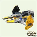 Anakin Skywalker's Jedi Starfighter~Star Wars Hallmark 2005