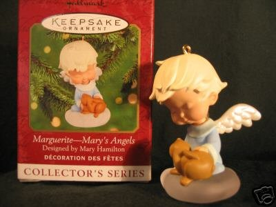Hallmark 2000 Mary's Angels #13 - MARGUERITE