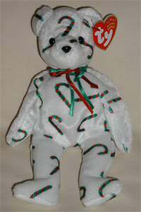CAND-e Ty Beanie Baby Bear Internet Exclusive