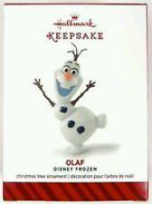 New! OLAF Ornament Hallmark 2014 Frozen