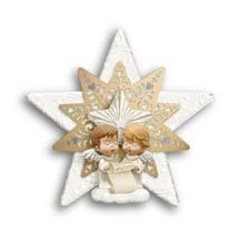 Hallmark MARY'S ANGELS Christmas TREE TOPPER~2006 Limited Edition~Song