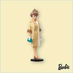 Repaint! Colorway BARBIE 2006 Evening Splendor Brunette Hallmark