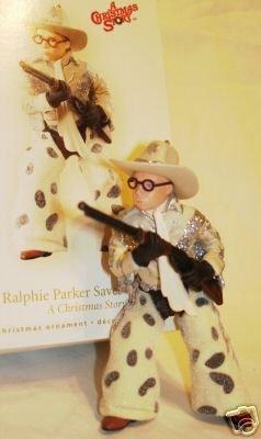 New~Hallmark 2007~RALPHIE PARKER SAVES THE DAY~A Christmas Story Ornament
