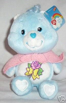 New! Grandma GRAMS Care Bear 20th Anniversary Bear 8